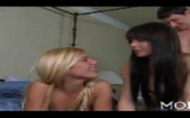 Video porno de incesto com o primo comendo as priminhas gostosas