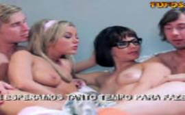 Trailer Scooby-Doo Paródia Pornô do tufos