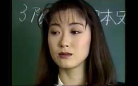 Sexo gostoso com a japinha professora bem tarada e cheia de tesão