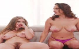 Lésbicas cheias de tesão gozando com muita vontade mesmo