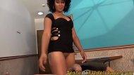 Linda mulata transou no motel com seu primo no melhor do samba porno brasileiro