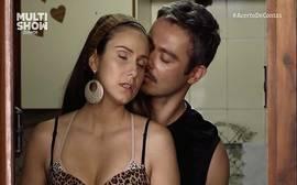 Filme Brasileiro com famosa gostosa fodendo na cama